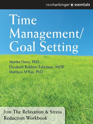 cover image of Time Management and Goal Setting