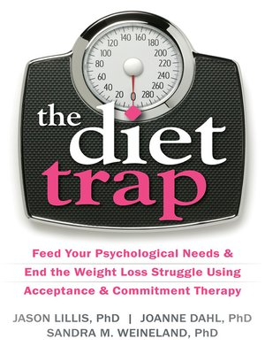 cover image of The Diet Trap