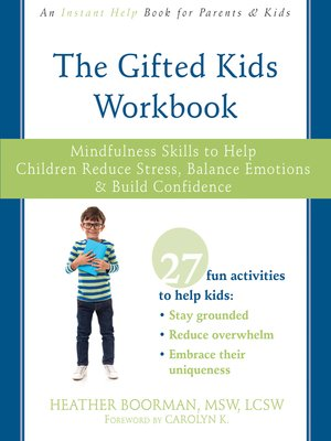 cover image of The Gifted Kids Workbook