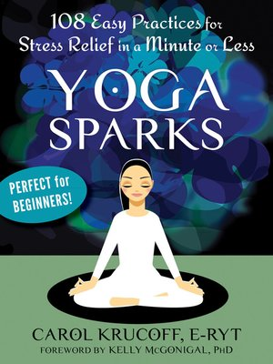 cover image of Yoga Sparks