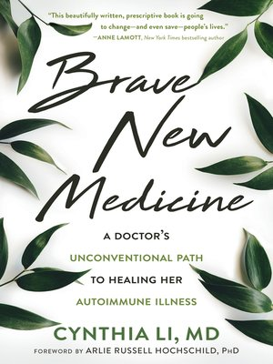 cover image of Brave New Medicine