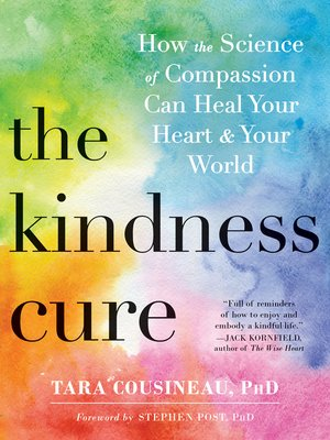 cover image of The Kindness Cure