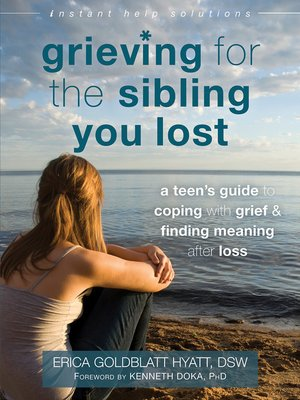 cover image of Grieving for the Sibling You Lost