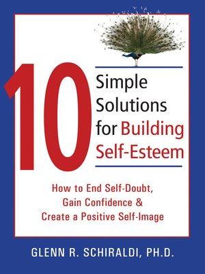 cover image of 10 Simple Solutions for Building Self-Esteem