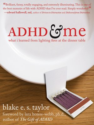 cover image of ADHD and Me