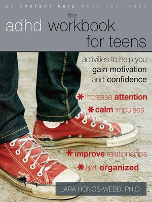 cover image of The ADHD Workbook for Teens