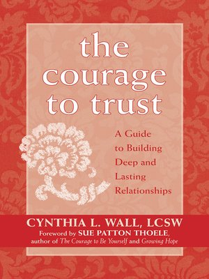 cover image of The Courage to Trust