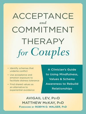 cover image of Acceptance and Commitment Therapy for Couples