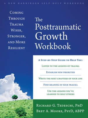 cover image of The Posttraumatic Growth Workbook