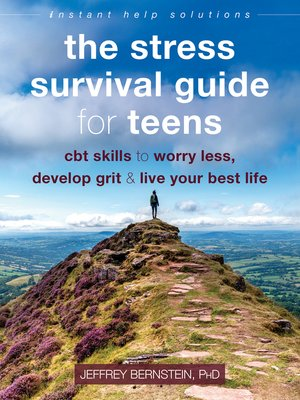 cover image of The Stress Survival Guide for Teens