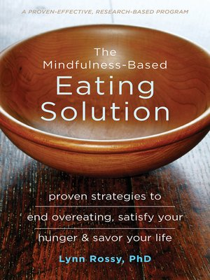 cover image of The Mindfulness-Based Eating Solution