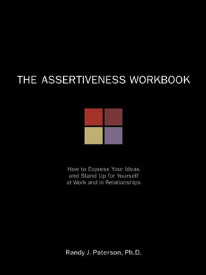 cover image of The Assertiveness Workbook