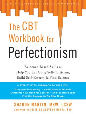 cover image of The Perfectionism Workbook