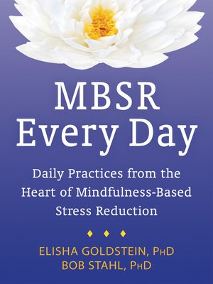 cover image of MBSR Every Day
