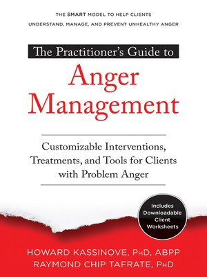 cover image of The Practitioner's Guide to Anger Management