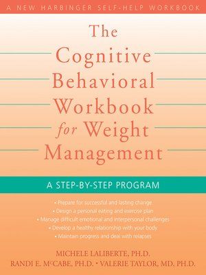 cover image of The Cognitive Behavioral Workbook for Weight Management