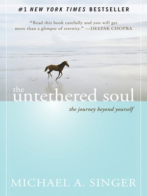 cover image of The Untethered Soul