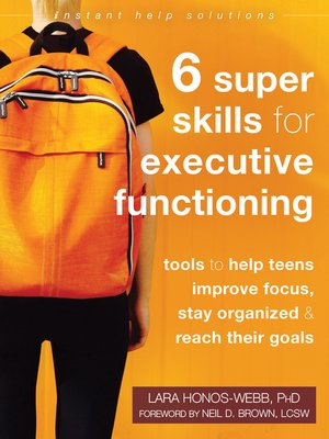 cover image of Six Super Skills for Executive Functioning
