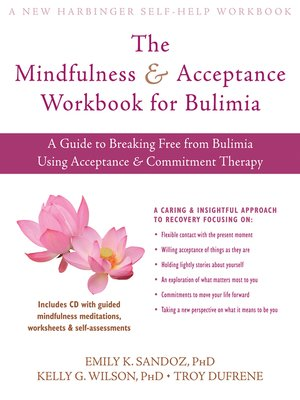 cover image of The Mindfulness and Acceptance Workbook for Bulimia