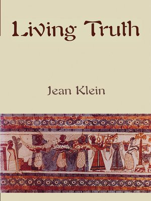 cover image of Living Truth