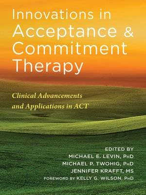 cover image of Innovations in Acceptance and Commitment Therapy