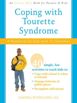 cover image of Coping with Tourette Syndrome