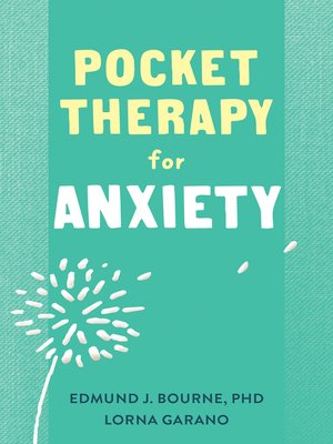 cover image of Pocket Therapy for Anxiety