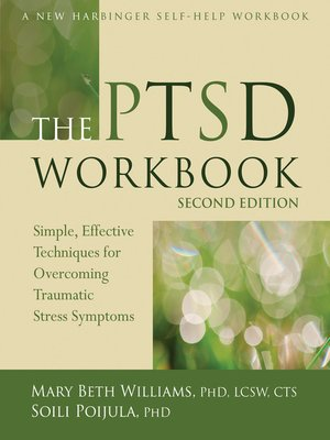 cover image of PTSD Workbook