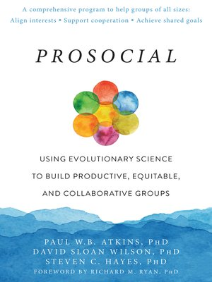 cover image of Prosocial