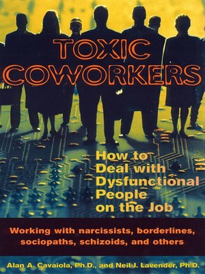cover image of Toxic Coworkers