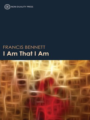 cover image of I Am That I Am