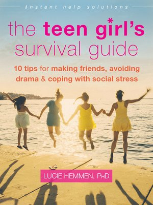 cover image of The Teen Girl's Survival Guide
