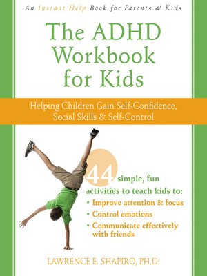 cover image of The ADHD Workbook for Kids