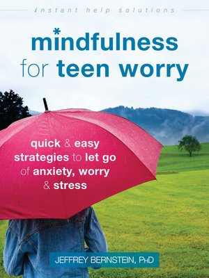 cover image of Mindfulness for Teen Worry