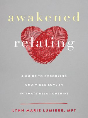 cover image of Awakened Relating