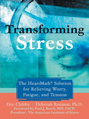 cover image of Transforming Stress