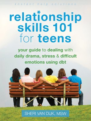 cover image of Relationship Skills 101 for Teens