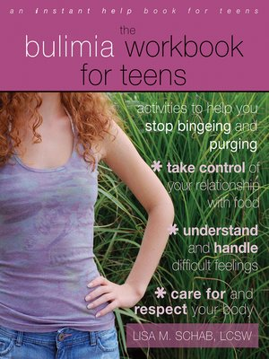 cover image of The Bulimia Workbook for Teens