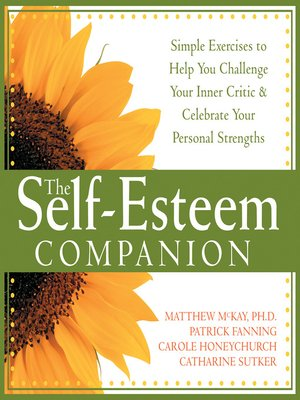 cover image of The Self-Esteem Companion