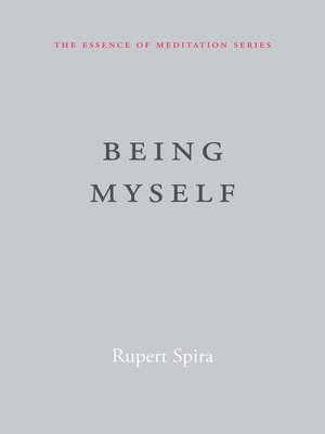 cover image of Being Myself