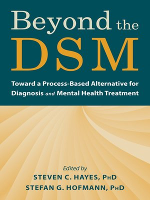 cover image of Beyond the DSM
