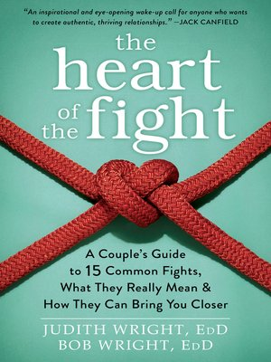 cover image of The Heart of the Fight