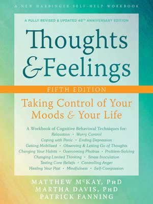 cover image of Thoughts and Feelings