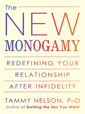 cover image of The New Monogamy