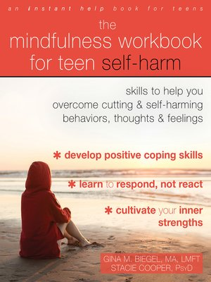 cover image of The Mindfulness Workbook for Teen Self-Harm