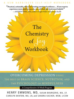 cover image of The Chemistry of Joy Workbook