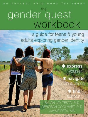 cover image of The Gender Quest Workbook