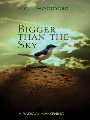 cover image of Bigger Than the Sky