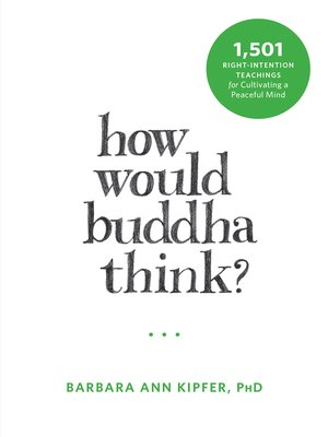 cover image of How Would Buddha Think?