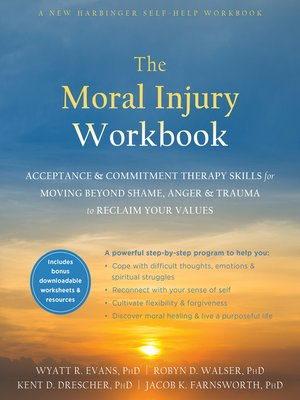 cover image of The Moral Injury Workbook